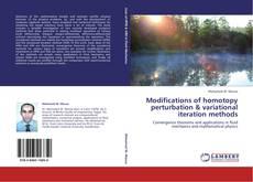 Buchcover von Modifications of homotopy perturbation & variational iteration methods