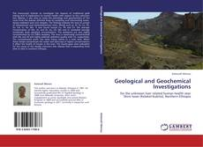 Bookcover of Geological and Geochemical Investigations