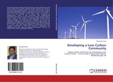 Bookcover of Developing a Low Carbon Community