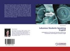 Copertina di Lebanese Students Speaking English