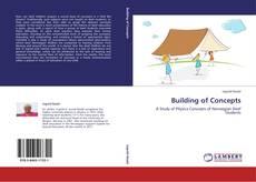 Portada del libro de Building of Concepts