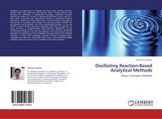 Copertina di Oscillating Reaction-Based Analytical Methods
