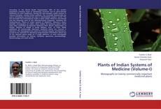 Borítókép a  Plants of Indian Systems of Medicine (Volume-I) - hoz