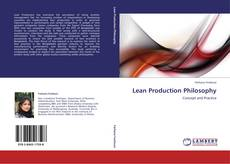 Bookcover of Lean Production Philosophy