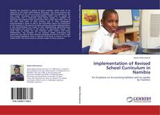 Bookcover of Implementation of Revised School Curriculum in Namibia