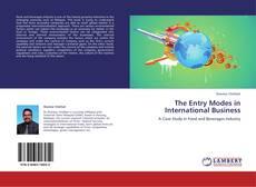 Portada del libro de The Entry Modes in International Business