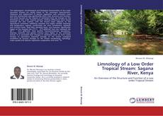 Portada del libro de Limnology of a Low Order Tropical Stream: Sagana River, Kenya