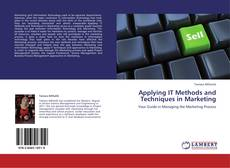 Обложка Applying IT Methods and Techniques in Marketing