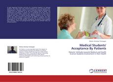 Capa do livro de Medical Students' Acceptance By Patients