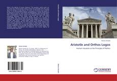 Buchcover von Aristotle and Orthos Logos