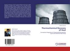 Buchcover von Thermochemical Recovery of Heat