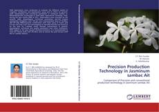 Bookcover of Precision Production Technology in Jasminum sambac Ait