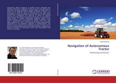 Bookcover of Navigation of Autonomous Tractor