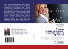 Bookcover of Теория информационно-энергетического процесса