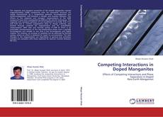 Buchcover von Competing Interactions in Doped Manganites