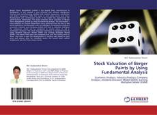 Copertina di Stock Valuation of Berger Paints by Using Fundamental Analysis