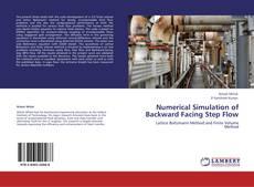 Portada del libro de Numerical Simulation of Backward Facing Step Flow