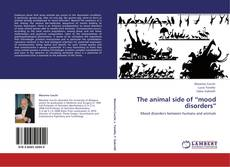 "Portada del libro de The animal side of ""mood disorders"""