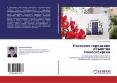 Bookcover of Названия городских объектов Новосибирска