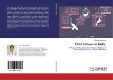 Bookcover of Child Labour in India: