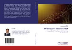 Capa do livro de Efficiency of Stock Market