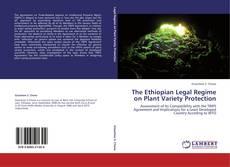 Capa do livro de The Ethiopian Legal Regime on Plant Variety Protection