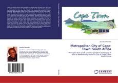 Portada del libro de Metropolitan City of Cape-Town: South Africa