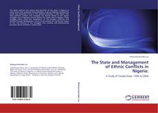 Borítókép a  The State and Management of Ethnic Conflicts in Nigeria: - hoz