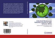 Обложка Industrial Wastewater Pollution Control in Sub-Saharan Africa