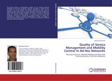 Capa do livro de Quality of Service Management and Mobility Control in Ad Hoc Networks