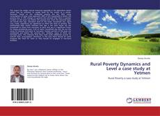 Bookcover of Rural Poverty Dynamics and Level a case study at Yetmen