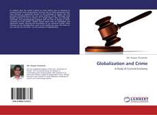 Globalization and Crime的封面