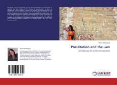 Bookcover of Prostitution and the Law