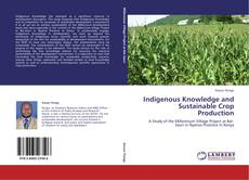 Couverture de Indigenous Knowledge and Sustainable Crop Production