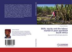 Buchcover von Skills, equity and the labour market in post apartheid South Africa