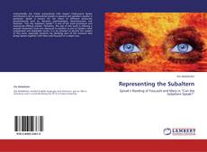 Bookcover of Representing the Subaltern