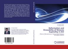 Bookcover of Deformation and Drawability of Nimonic Superalloy C-263