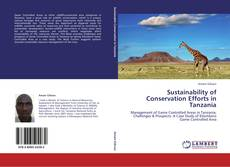 Bookcover of Sustainability of Conservation Efforts in Tanzania