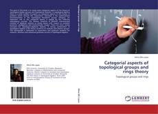Bookcover of Categorial aspects of topological groups and rings theory