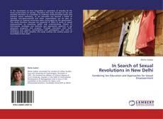 Portada del libro de In Search of Sexual Revolutions in New Delhi