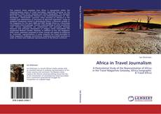 Bookcover of Africa in Travel Journalism
