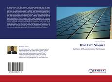 Bookcover of Thin Film Science