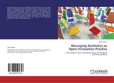Buchcover von Managing Aesthetics as Open Innovation Practice