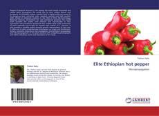 Elite Ethiopian hot pepper kitap kapağı