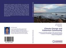 Capa do livro de Climate Change and Fisherman Community