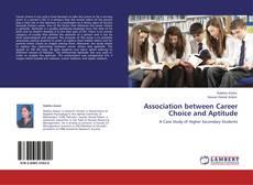 Couverture de Association between Career Choice and Aptitude