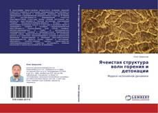 Capa do livro de Ячеистая структура волн горения и детонации