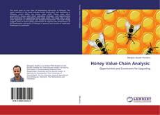 Bookcover of Honey Value Chain Analysis: