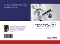 Bookcover of Service Delivery in Informal Settlements of Tanzania