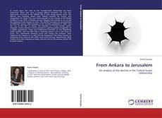 From Ankara to Jerusalem的封面